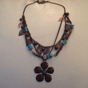 Jewelry - Beautiful BoHo Necklace